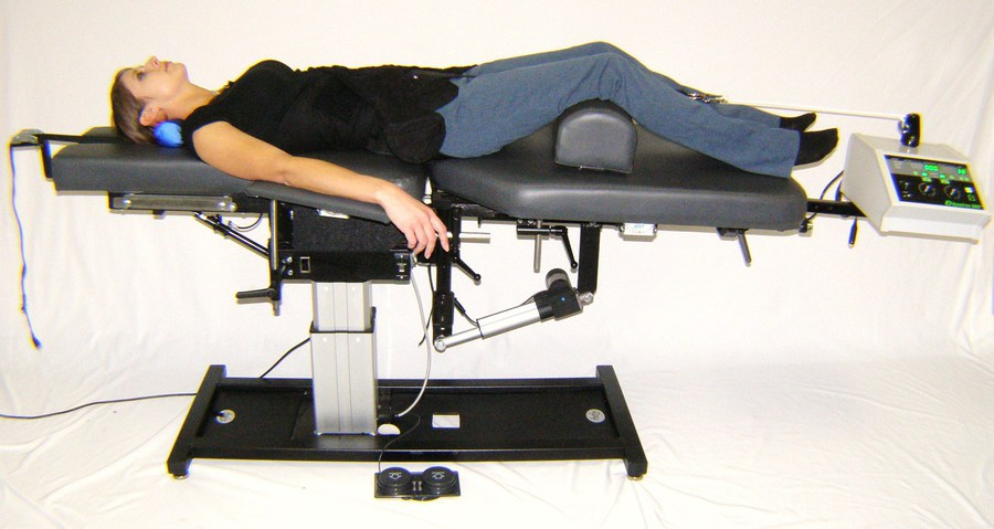 Accuflex Tables Is Pleased To Announce The Evolution Of The Spinal  Decompression Table. Not Only Does This Table Come With More Features, But  Is Probably ...